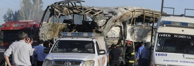 La imprudencia de los argentinos se suma a la falta de vías seguras | Foto: archivo Turello.com.ar