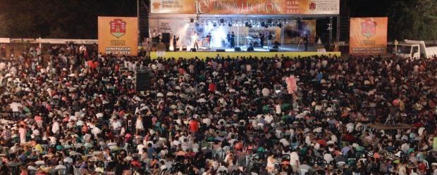 Festivales convocan multitudes: 30 mil personas en el Festival del Lechón / Crédito: www.lavoz.com.ar