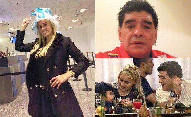 Para no privarse de nada: el Mundial, los fondos buitre y la pelea de Maradona con sus mujeres | Crédito: www.ciudad.com.ar