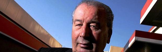 Julio Grondona murió a los 82 años tras presidir 35 años la AFA bajo distintos gobiernos   Foto: www.canchallena.lanacion.com.ar