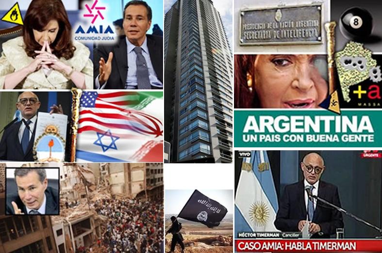 Collage: en base a imágenes de Jorge Asís Digital y Reuters.