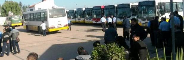 A los problemas en Autobuses Santa Fe en los últimos días, hoy se agrega un paro general | Foto: archivo Turello.com.ar