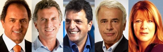 Pre candidato a presidente de Argentina en las elecciones PASO 2015