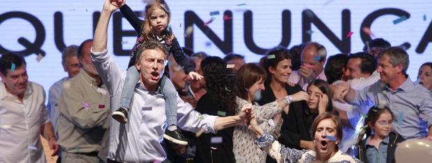 Macri pretende volver a festejar con una derrota de Cristina en Buenos Aires | Foto: archivo Turello.com.ar