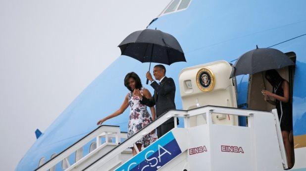 La primera visita de EE.U. a la Cuba socialista | Foto: Reuters
