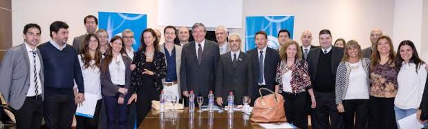 Lanzamiento de NAVES 2016 en el Banco Macro de Córdoba