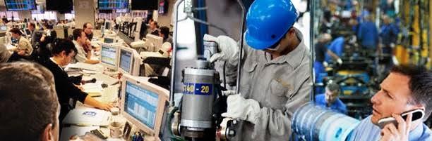 La demanda laboral cayó fuerte en marzo: Industria y comercio, los sectores más afectados | Foto: archivo Turello.com.ar