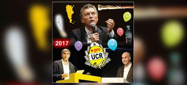 ¿Marcos Peña el sucesor de Mauricio Macri? | Foto-Collage: Jorge Asís Digital.