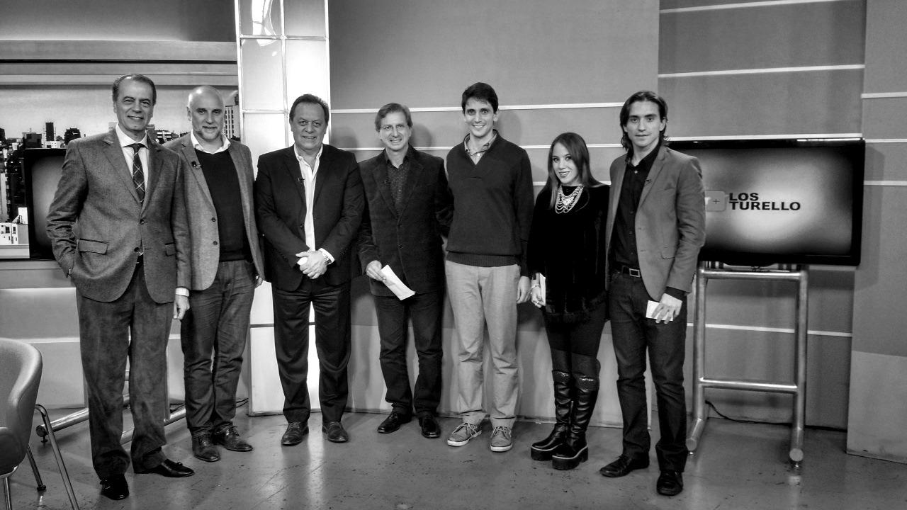 Autoridades nacionales y provinciales, junto a empresarios hoteleros, conversaron sobre turismo con Los Turello.