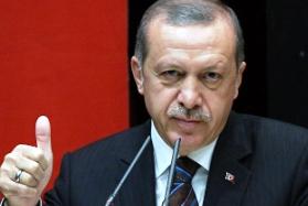 Erdogán, presidente de Turquía, no quiere un Kurdistán independiente | Foto: elclarin.cl