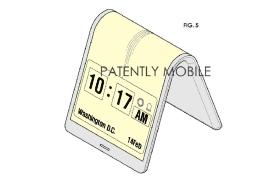 Samsung solicitó una licencia para desarrollar un nuevo teléfono inteligente con pantalla flexible | Imagen: Computerhoy.com