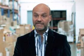 Norman Schramm, de Grandiet, un proyecto para crecer con los nuevos alimentos | Foto: youtube.com