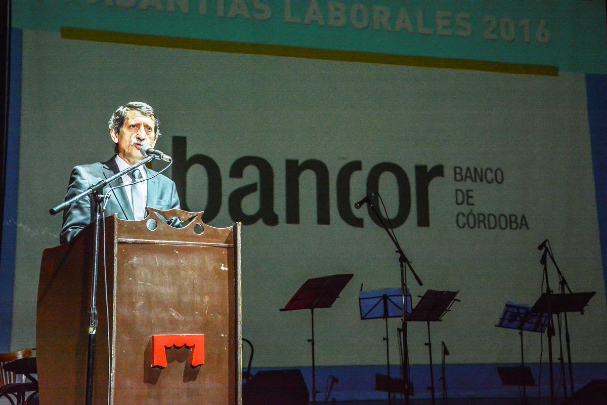 Palabras de Víctor Pineda, gerente general de Bancor.