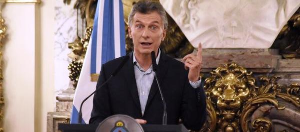 Macri corrigió ayer dos errores de su gestión: marcha atrás en el Correo y en el cambio en jubilaciones | Foto: infobae.com