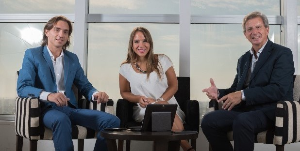 Sebastián, Nicole y Juan vuelven con más información y nuevos espacios para disfrutar por Canal C | Foto: TreceDisparos