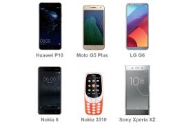 Mejor cámara y mayor duración de la batería son dos características que comparten los nuevos celulares que llegan a Argentina.