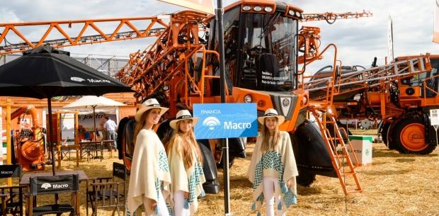 Tasa, agilidad y formas de pago convirtieron a Macro en un banco seleccionado por los productores agropecuarios | Foto: prensa Macro