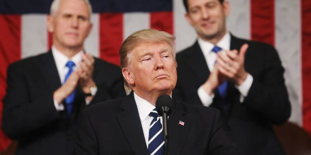 Trump necesita fortalecer su frente interno y lograr más apoyo en el Congreso de EE.UU. | Foto: archivo Turello.com.ar