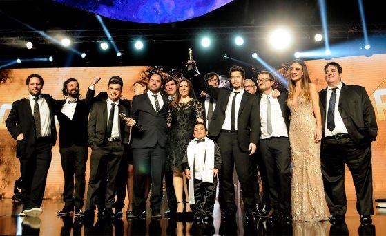 La novela emitida por la Televisión Pública ganó el Marín Fierro de Oro