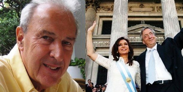 Ducler intervino en el manejo de los fondos que recibió Santa Cruz y en otras operaciones de Cristina y Néstor Kirchner | Foto: Diario Veloz