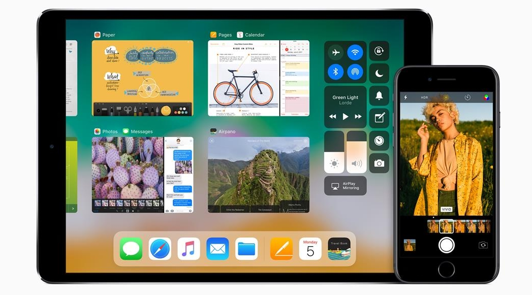 Apple presentó el sistema iOS11 para iPhone y iPad en WWDC17.
