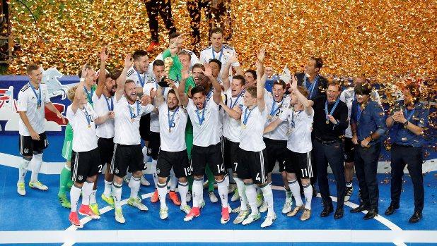 Alemania - Copa Confederaciones
