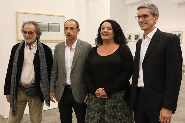 Eduardo Grossman, Marcos Ávalos, Nadina Maggi, Guillermo Martínez Ferrer   Foto: Horacio RATA LIENDO.