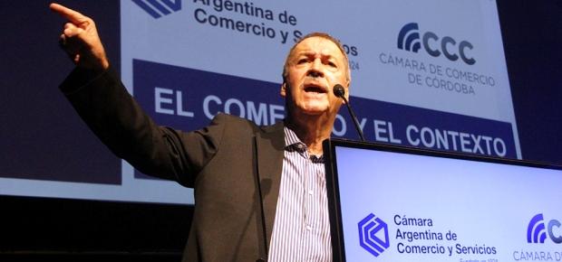 Schiaretti pronunció el más duro discurso contra Macri desde su asunción | Foto: prensa.cba.gov.ar