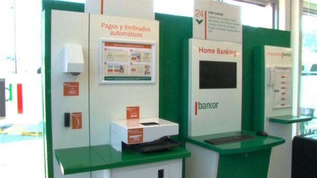 Parte del equipamiento de Bancor Más en Salsipuedes | Crédito: Banco de Córdoba.