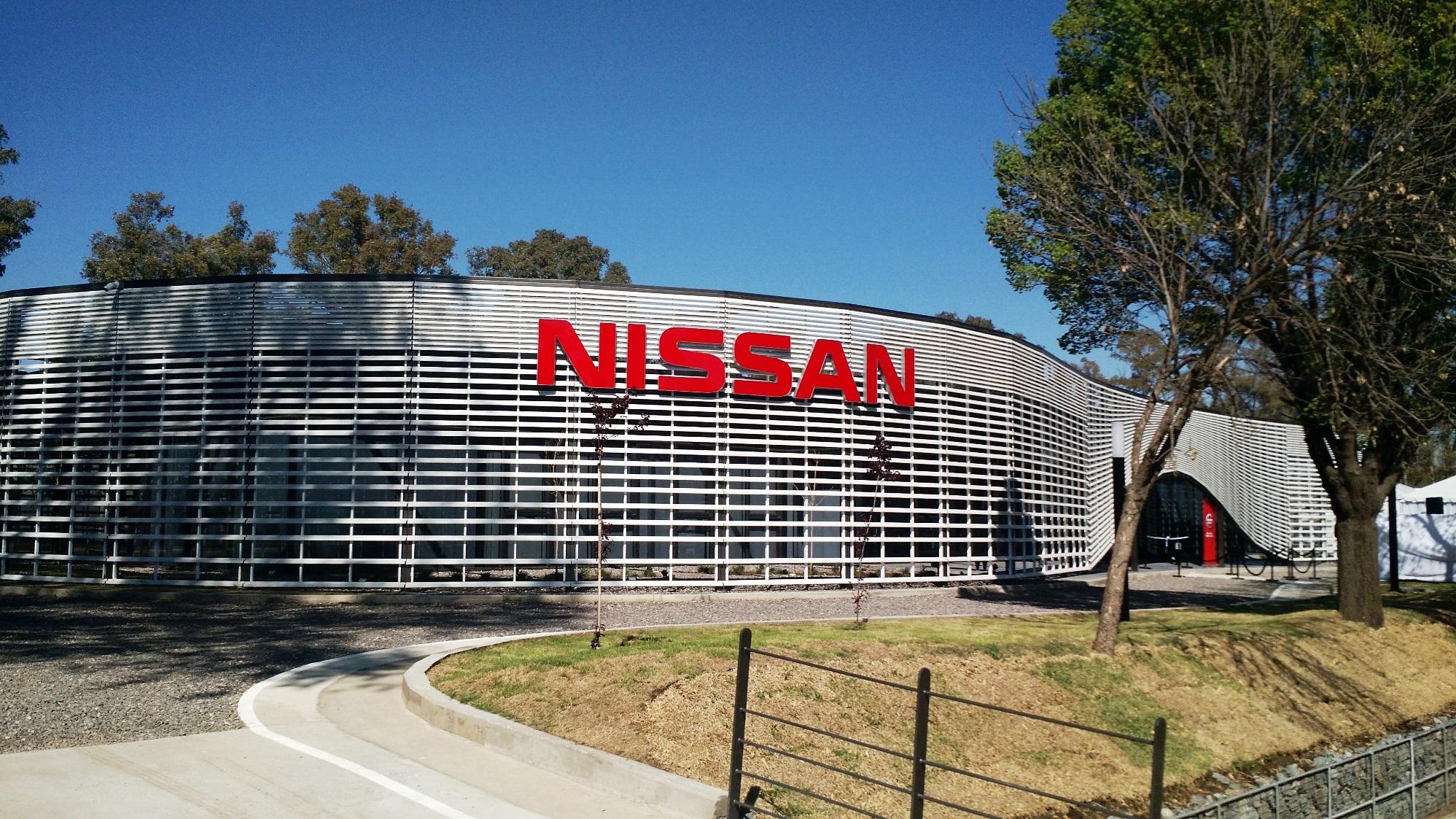 La flamante sede administrativa de Nissan en Córdoba | Foto: Turello.com.ar