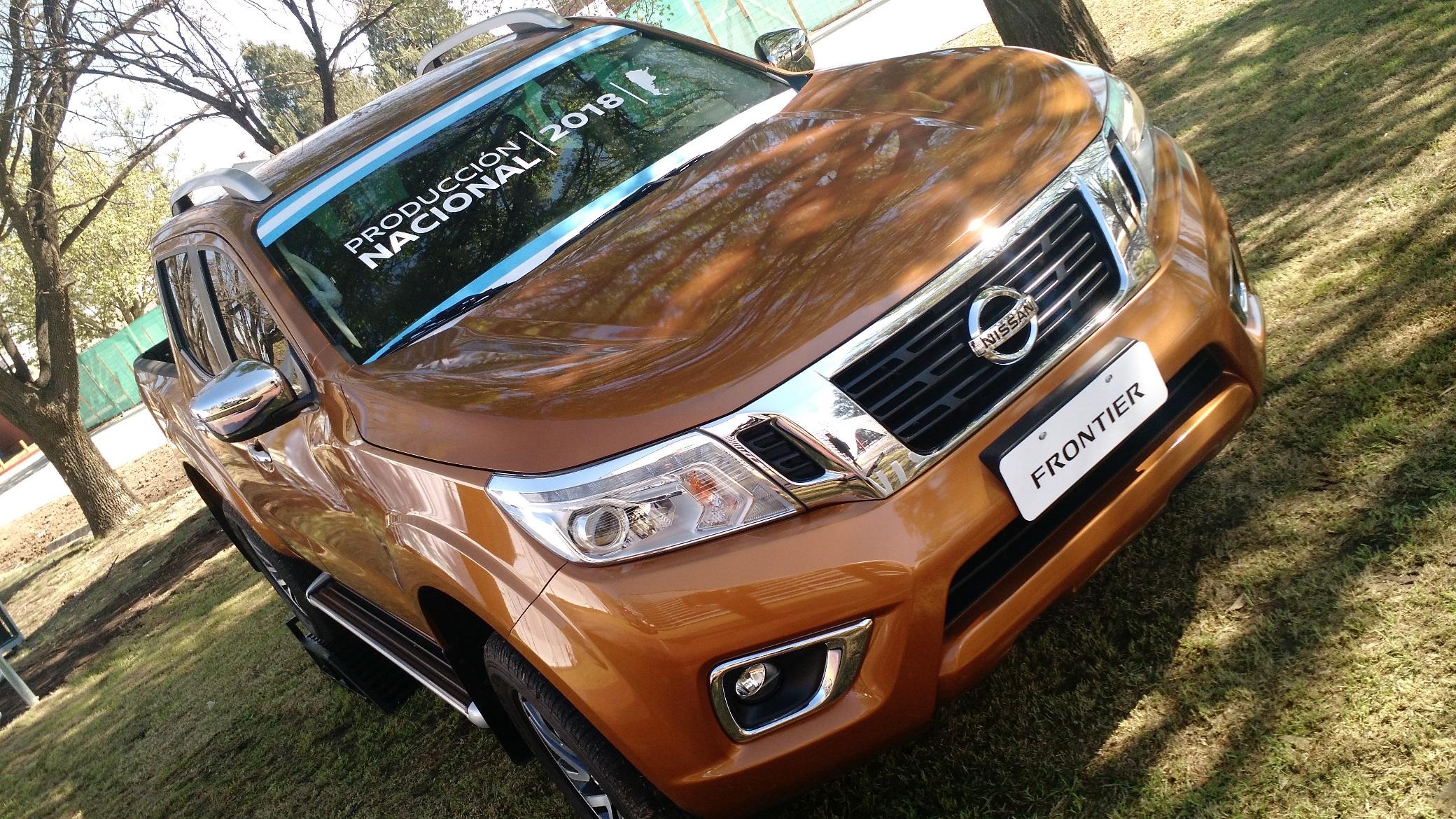 La pick-up Nissan NP 300 se producirá en Córdoba a partir del segundo semestre de 2018 | Foto: Turello.com.ar