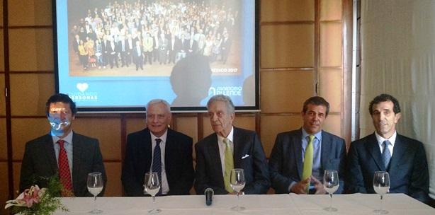 Directivos del Sanatorio Allende anunciaron la construcción de su tercer centro asistencial en Córdoba | Foto: Turello.com.ar