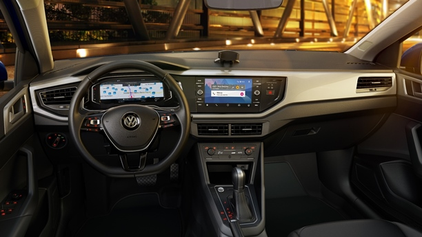 El interior del nuevo Polo | Foto: Volkswagen Argentina.