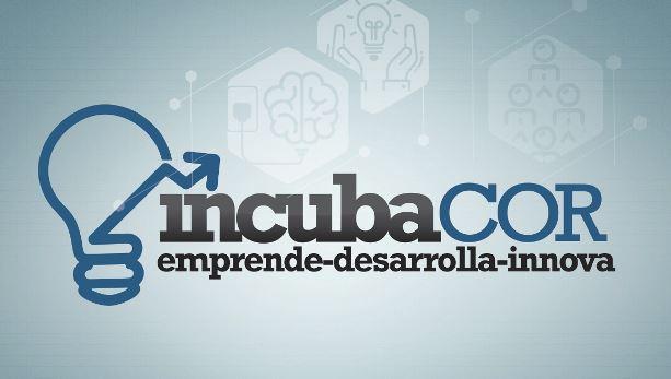 Logo de IncubaCor | Imagen: Gobierno de Córdoba.