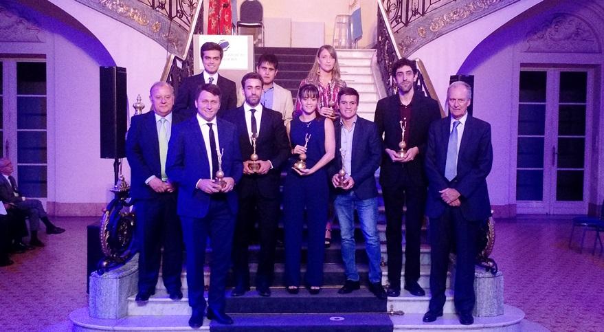 Los 10 Jóvenes Sobresalientes (2017) de la Bolsa de Comercio de Córdoba | Foto: Turello.com.ar
