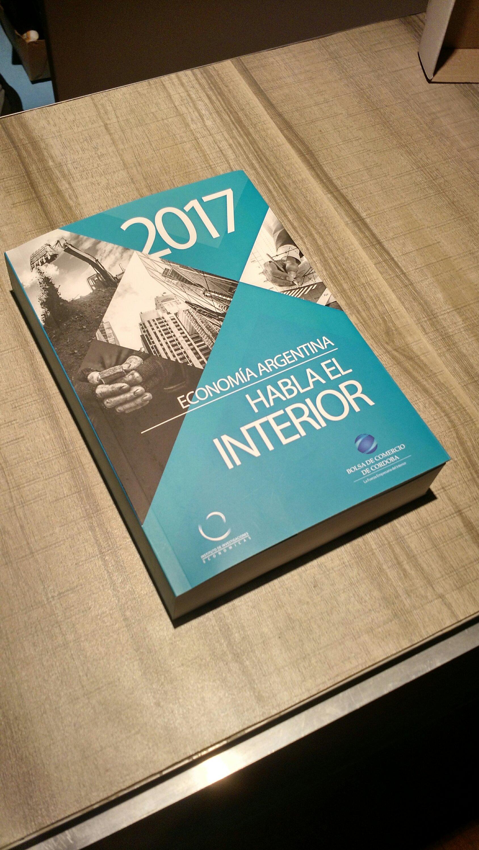 Informe anual de la Bolsa de Comercio de Córdoba sobre la Economía Argentina.