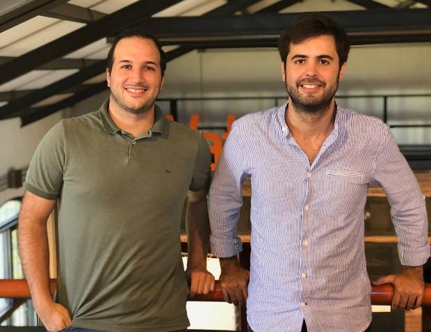 Leandro González -CVO de 25Watts- y Christian Patiño -CEO de Coderhouse-.