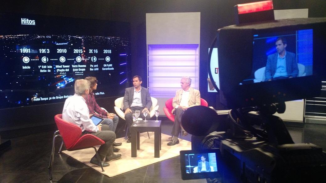 Rodrígo y César Martínez destacan los hitos de Grupo Betania en Los Turello Plus