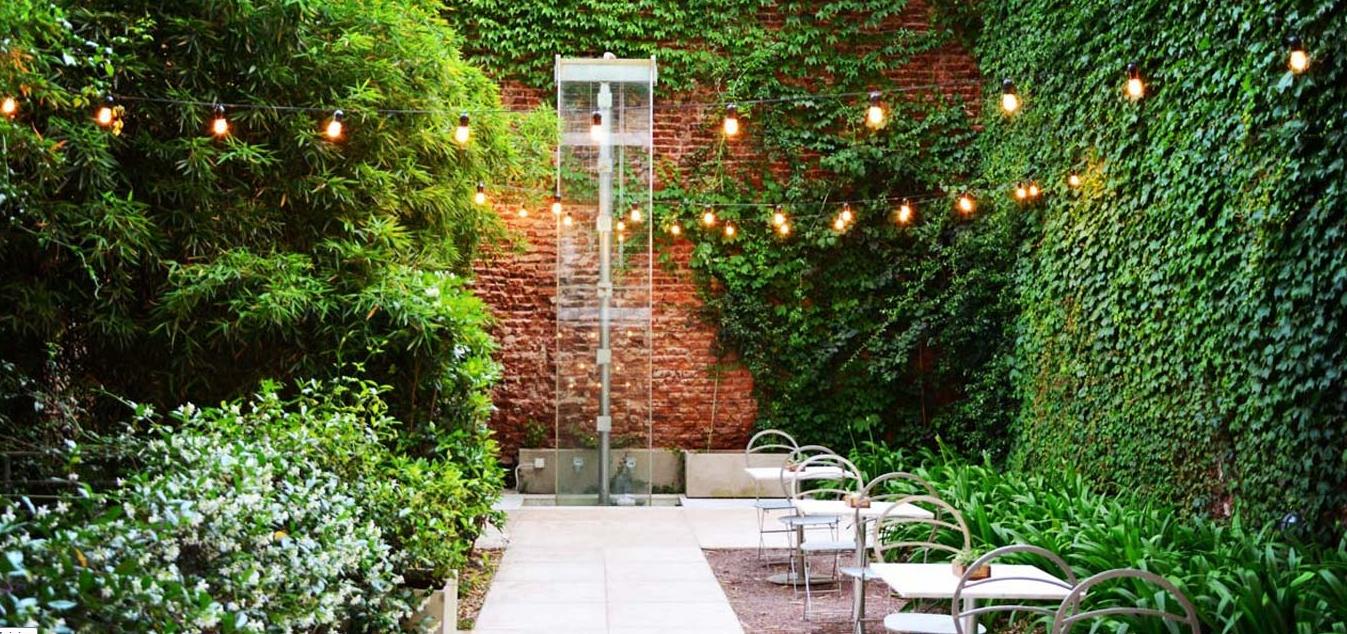 Palo Santo,un hotel ecológicamente sustentable en Palermo. | Foto: palosantohotel.com