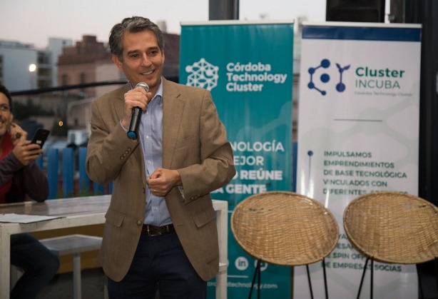 Diego Casali, presidente del Córdoba Technology Cluster | Foto: CTC.