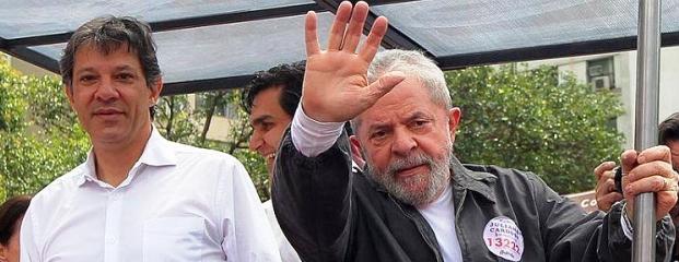 Elecciones en Brasil: Haddad aparece a la sombra de Lula en el PT | Foto: archivo Turello.com.ar