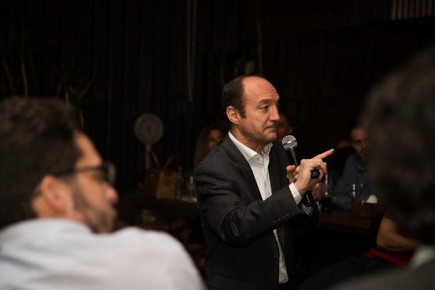 Marcelo Bechara, de Grupo Evoltis, sobre experiencias del mercado de Japón y Dubai | Foto: CTC.