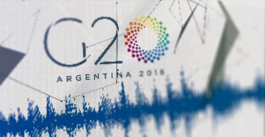 Los cinco controles de seguridad del G20 | Imagen: TN.com.ar