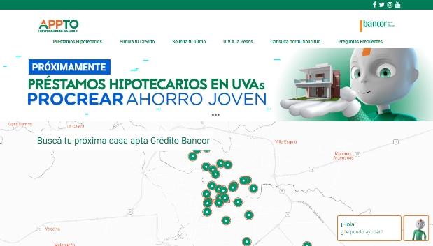 Créditos Hipotecarios UVA Procrear Ahorro Joven Bancor