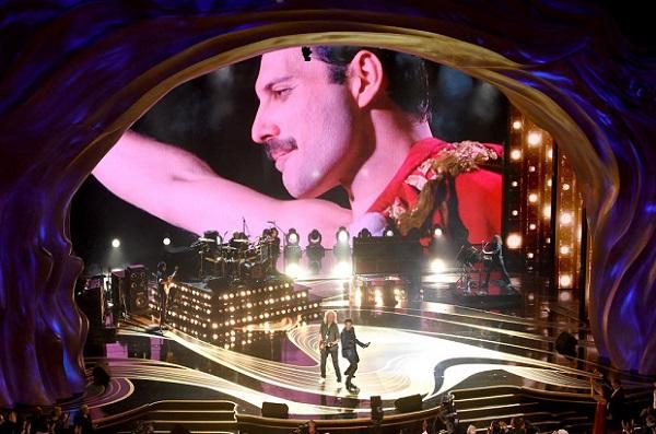 Queen en los Premios Oscar
