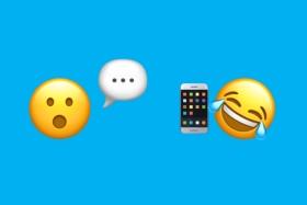 Los emojis, un sistema ideográfico, que llegó para modificar el lenguaje | Íconos: Emojipedia.org
