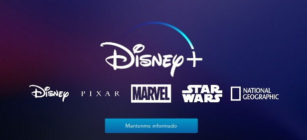 Disney+ será lanzando en 2019 vía Disney Streaming Services.