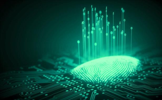 La biometría avanza como método de identificación de los clientes bancarizados | Ilustración: editada digitalmente en base a imagen publicada por Retina (El País).