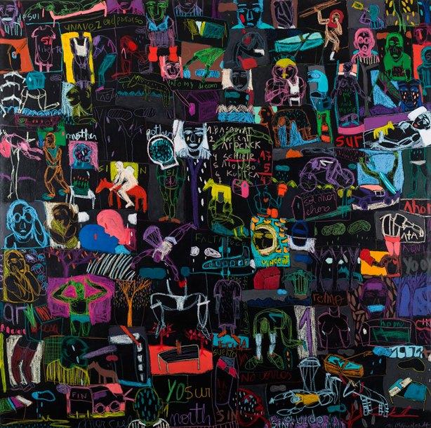 Obra de Mateo Arguello Pitt | Gentileza: Universidad Siglo 21.