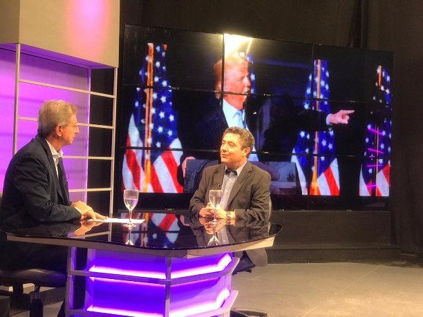 Entrevista de Juan Turello a Claudio Fantini sobre Donald Trump y el mundo | Foto: Los Turello.